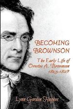 Becoming Brownson