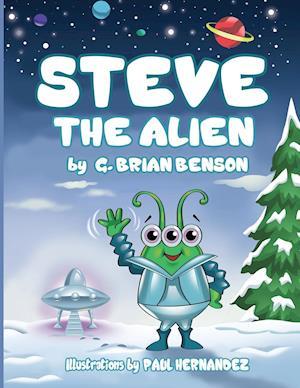 Bog, paperback Steve the Alien af G. Benson