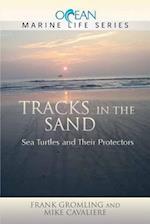 Tracks in the Sand (Ocean Marine Life)