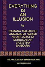 Everything Is an Illusion af Nisargadatta Maharaj, Ramana Maharshi