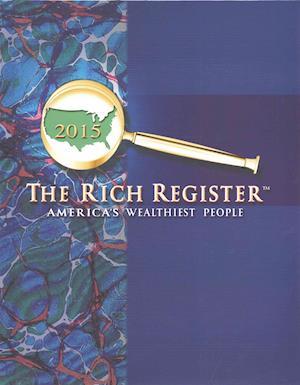 The Rich Register 2015 af Rich Register