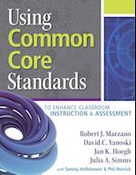 Using Common Core Standards