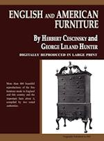 English and American Furniture af Herbert Cescinsky, George Leland Hunter