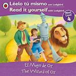 El mago de oz/ The Wizard of Oz (Read It Yourself)