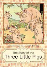The Story of the Three Little Pigs af L. Leslie Brooke