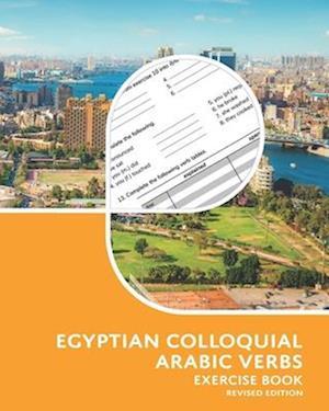 Bog, paperback Egyptian Colloquial Arabic Verbs af Matthew Aldrich