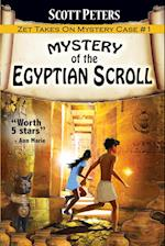 Mystery of the Egyptian Scroll (Zet Mystery Case, nr. 1)
