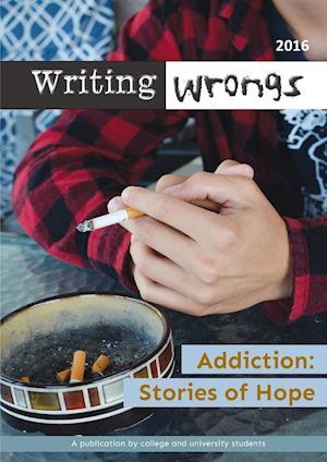Bog, paperback Addiction af Writing Wrongs Staff