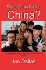 So You Wanna Teach in China?