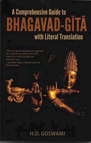 A Comprehensive Guide to Bhagavad-Gita af H. D. Goswami