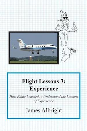 Bog, paperback Flight Lessons 3 af James a. Albright