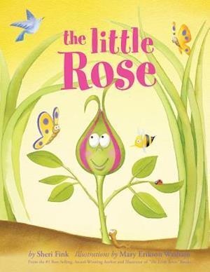 Bog, paperback The Little Rose af Sheri Fink