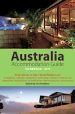 Bog, paperback Australia Accommodation Guide 2014 af Carl Southern