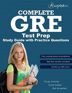 GRE Test Prep af Trivium Test Prep, Inc Accepted