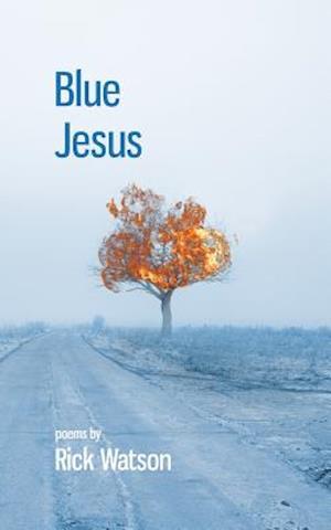 Blue Jesus af Rick Watson