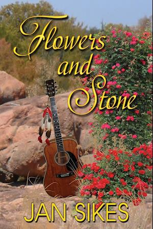 Flowers and Stone af Jan Sikes