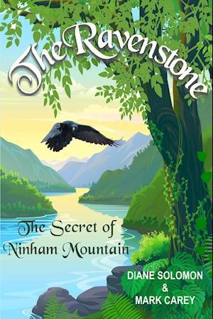 Bog, paperback The Ravenstone af Diane L. Solomon, Mark Carey