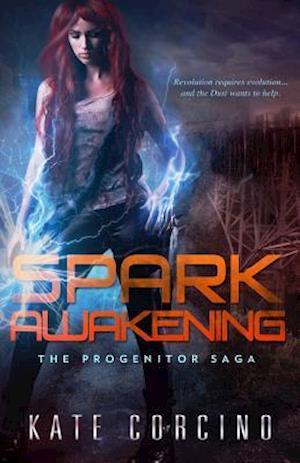 Bog, paperback Spark Awakening af Kate Corcino