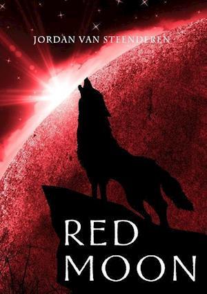 Bog, paperback Red Moon af Jordan Van Steenderen
