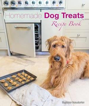 Bog, hardback Homemade Dog Treats af Seddon Neudorfer