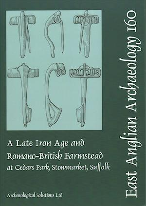 Bog, paperback A Late Iron Age and Romano-British Farmstead at Cedars Park, Stowmarket, Suffolk af Kate Nicholson