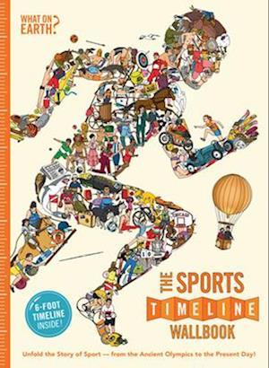 Bog, hardback The Sports Timeline Wallbook af Christopher Lloyd