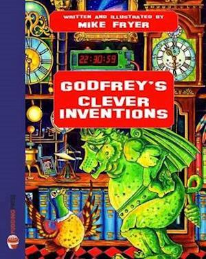 Bog, paperback Godfrey's Clever Inventions af Mike Fryer