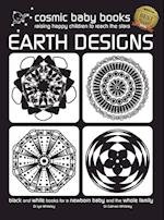 Earth Designs - Black and White Book for a Newborn Baby and the Whole Family (Black and White Books for a Newborn and Baby, nr. 1)