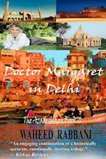 Doctor Margaret in Delhi af Waheed Rabbani
