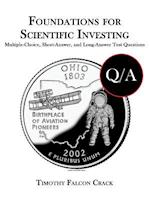 Foundations for Scientific Investing