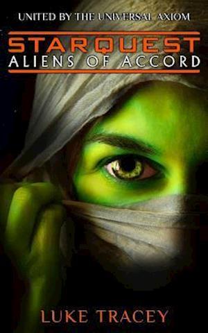 Bog, paperback Starquest Aliens of Accord af Luke Tracey