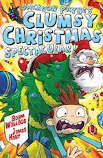 Jackson Payne's Clumsy Christmas Spectacular!