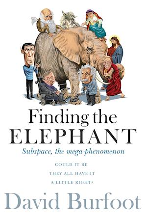 Bog, paperback Finding the Elephant af David Reginald Burfoot