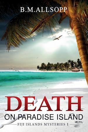 Bog, paperback Death on Paradise Island af B. M. Allsopp