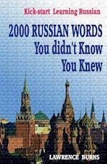Kick-Start Learning Russian