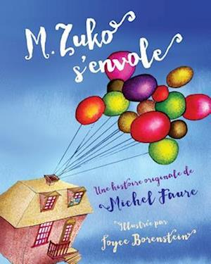 Bog, paperback M. Zuko S'Envole af Michel Faure