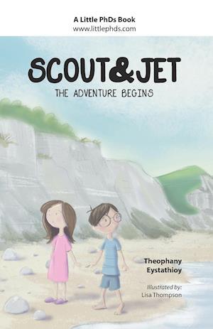 Bog, paperback Scout and Jet af Theophany Eystathioy