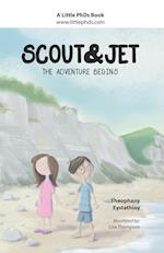 Scout and Jet (Scout and Jet, nr. 1)