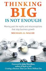 Thinking Big Is Not Enough