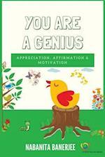 You Are a Genius af Nabanita Banerjee