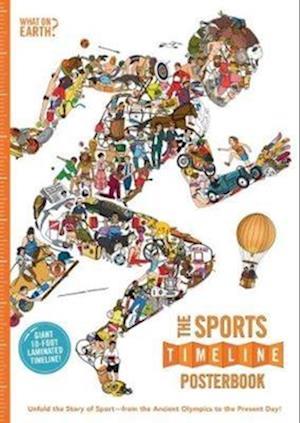Bog, paperback The Sports Timeline Posterbook af Christopher Lloyd