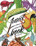 Insect Colouring Book