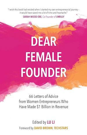 Bog, paperback Dear Female Founder
