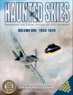 Haunted Skies -Volume 1 -1939-1959 (Revised Edition One)