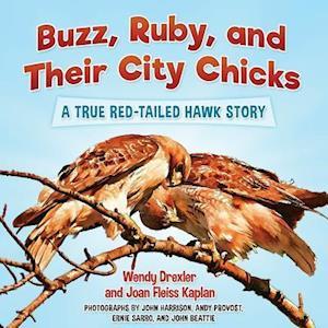 Bog, paperback Buzz, Ruby, and Their City Chicks af Wendy Drexler, Joan Fleiss Kaplan