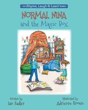 Bog, hardback Normal Nina and the Magic Box