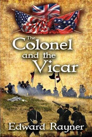 Bog, paperback The Colonel and the Vicar af Edward Rayner
