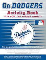 Go Dodgers Activity Book (Go Series Activity Books)
