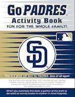 Go Padres Activity Book (Go Series Activity Books)