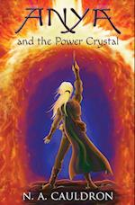 Anya and the Power Crystal (Cupolian, nr. 2)